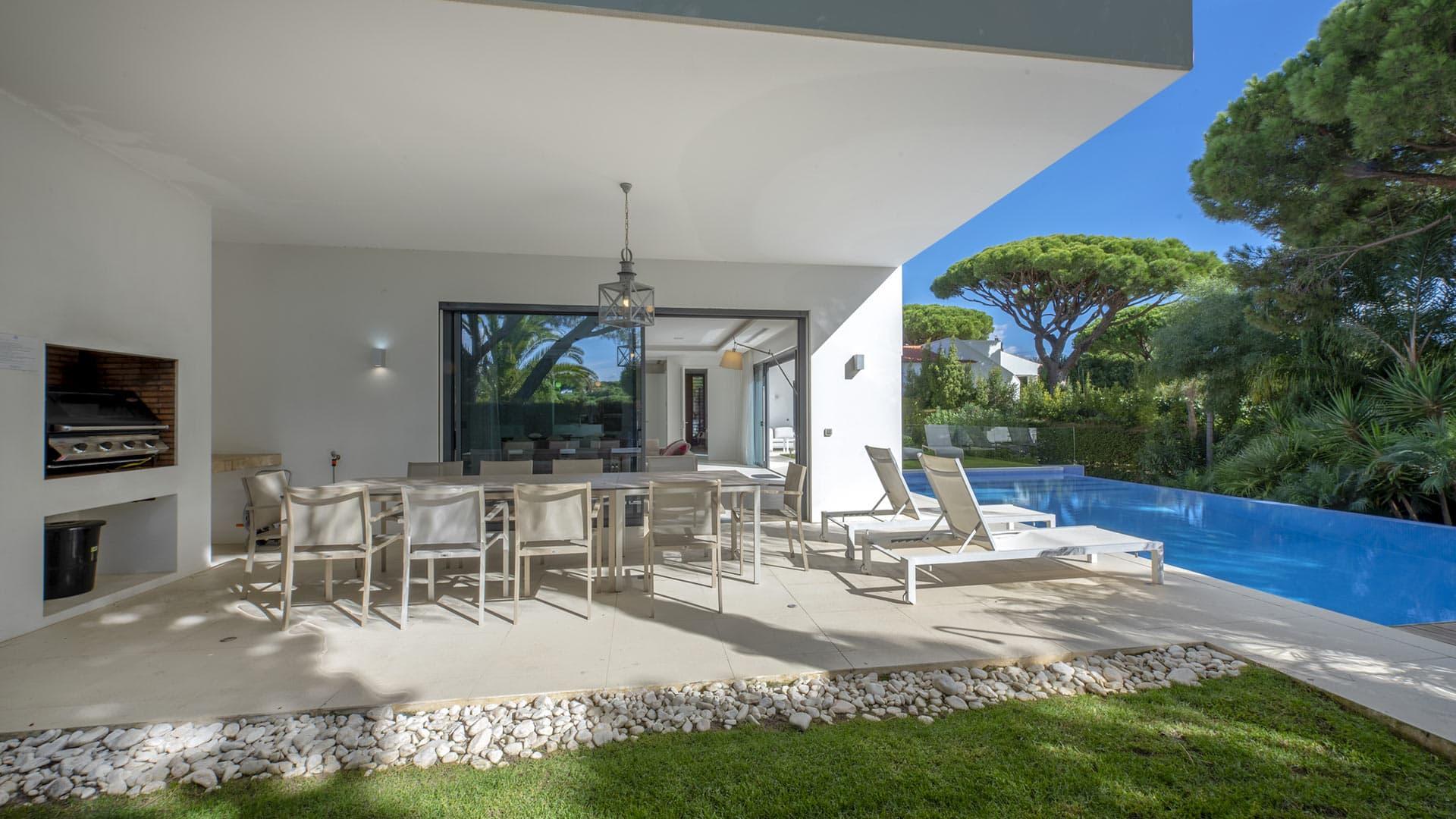 Villa de luxe Cinka à louer à Vale Do Lobo en Algarve