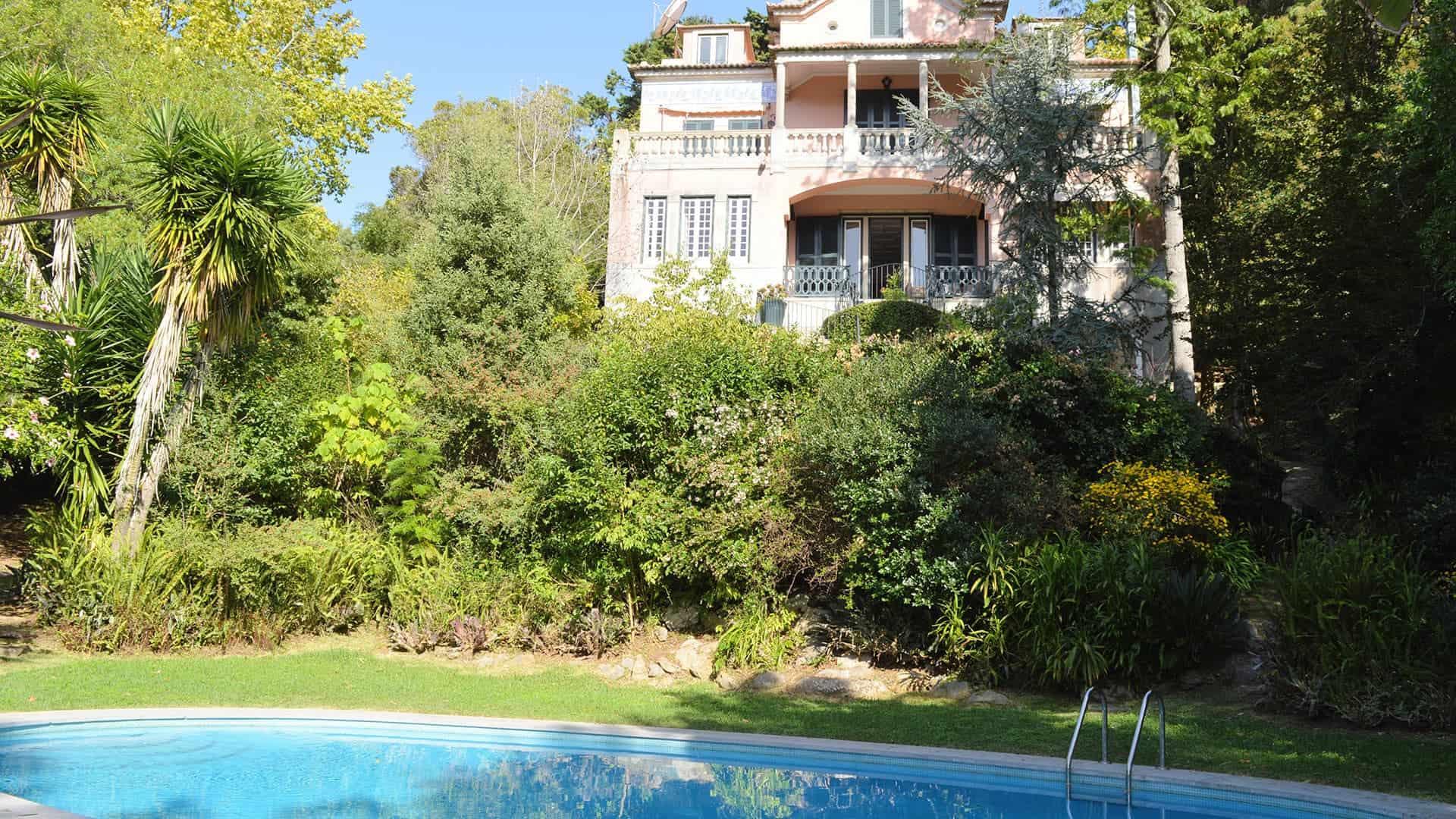 Location villa de luxe Manor à Sintra