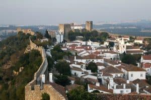 Visiter Obidos au Portugal