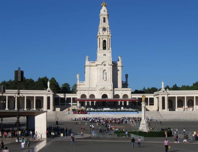 Visiter le sanctuaire de Notre Dame à Fatima