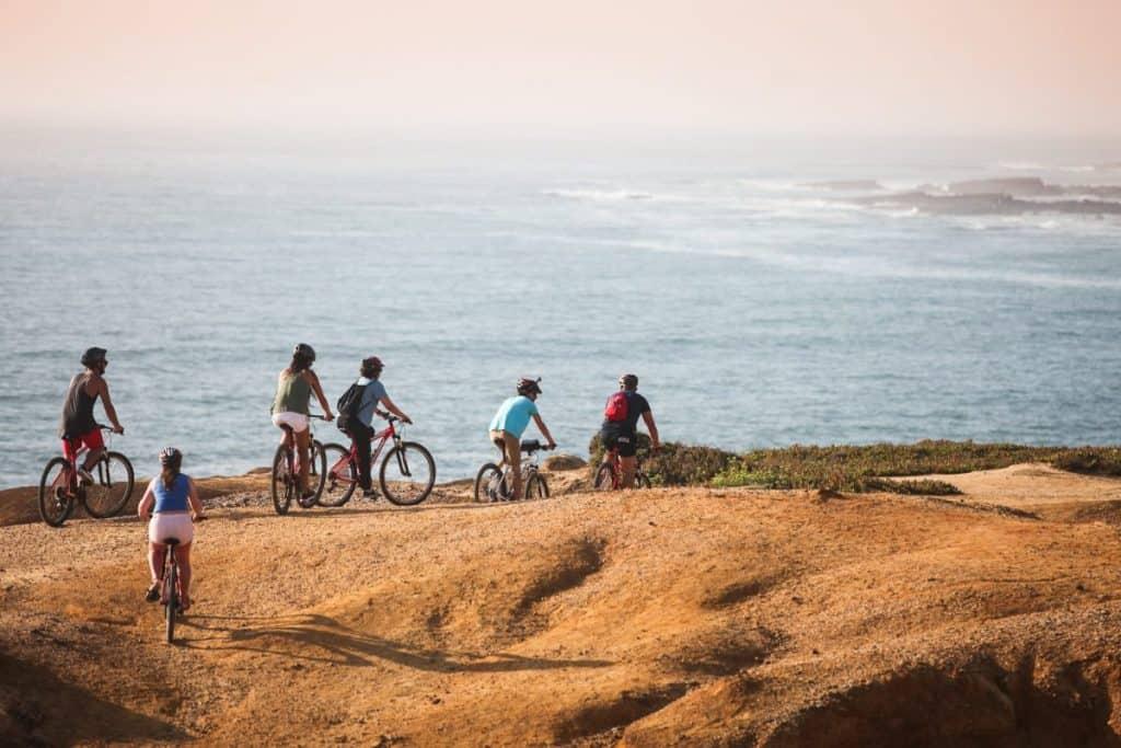 Excursion vélo vtt ericeira