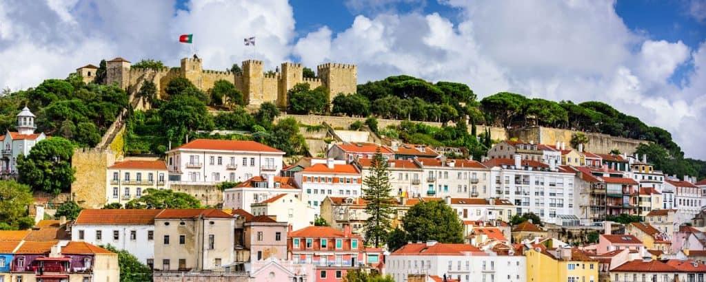 Château Saint Georges Lisbonne