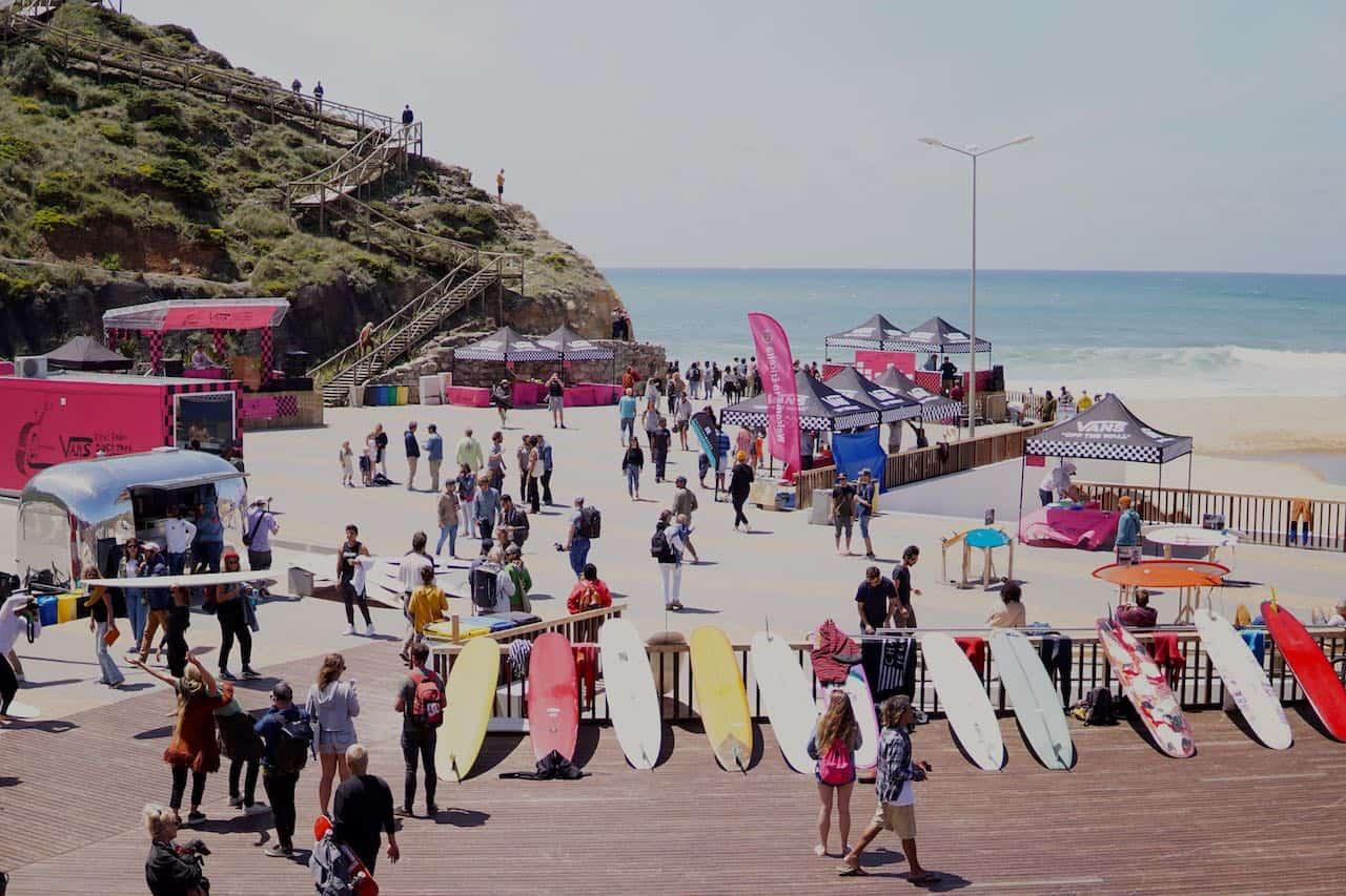 compétition surf ericeira