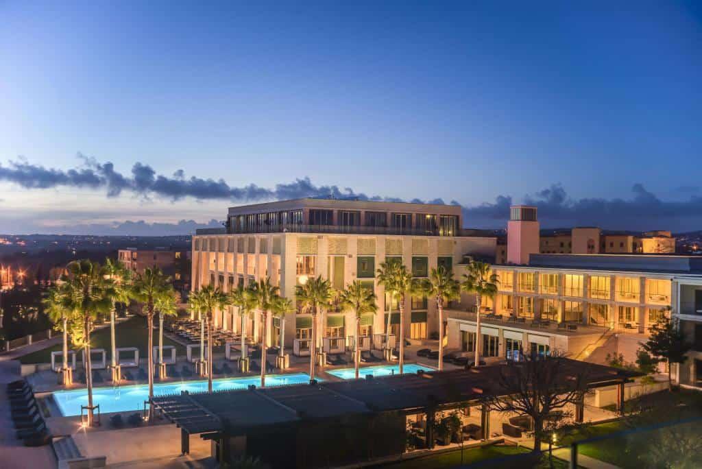 Hôtel de luxe Antara vilamoura Portugal