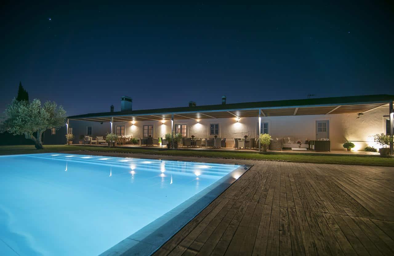 Hôtel de luxe Malhadinha Portugal