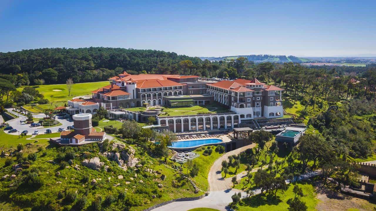 Hôtel de luxePenha Longa Resort Portugal