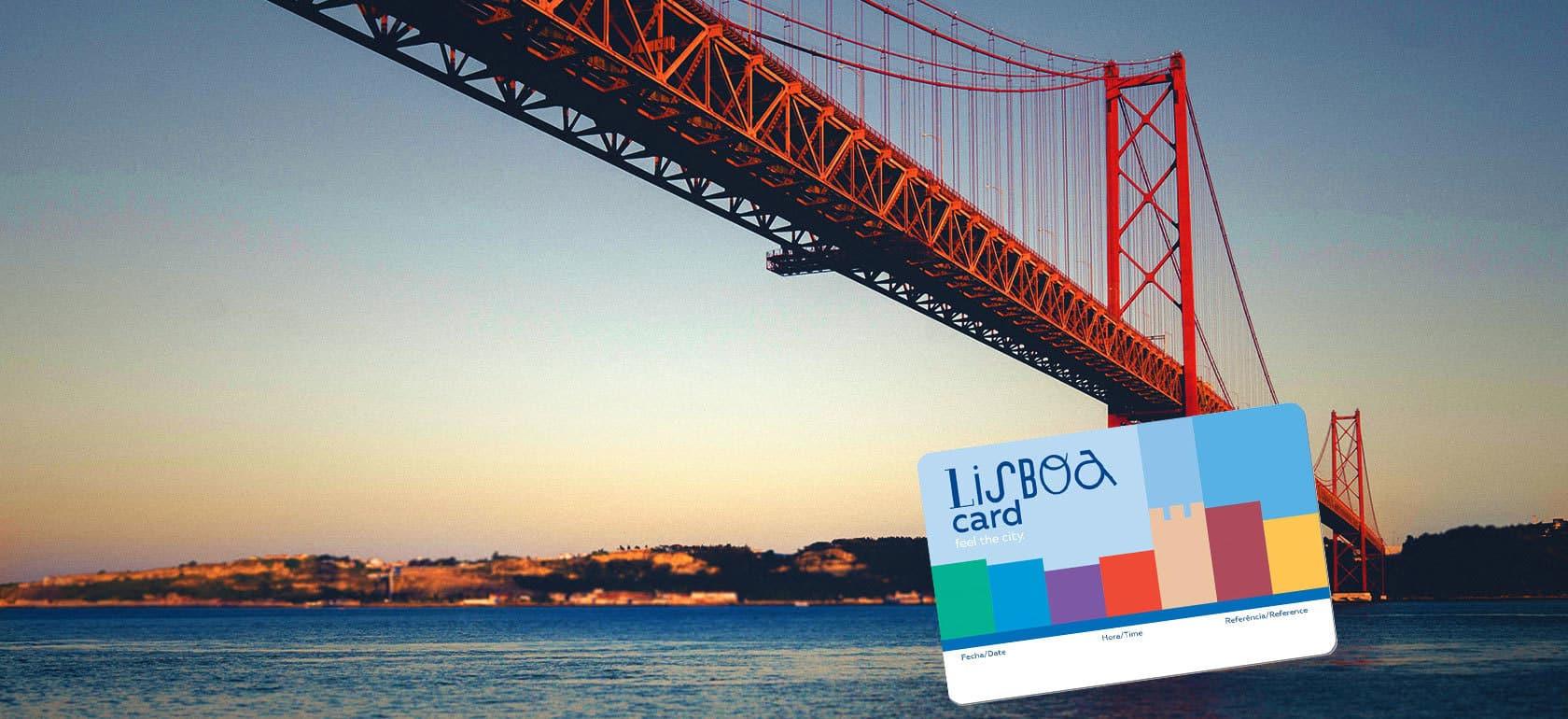 Lisboa Card Lisbonna