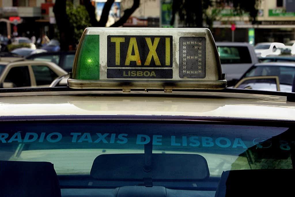 Taxi Lisbonne
