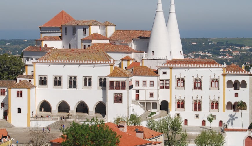 Visite Palais National Sintra