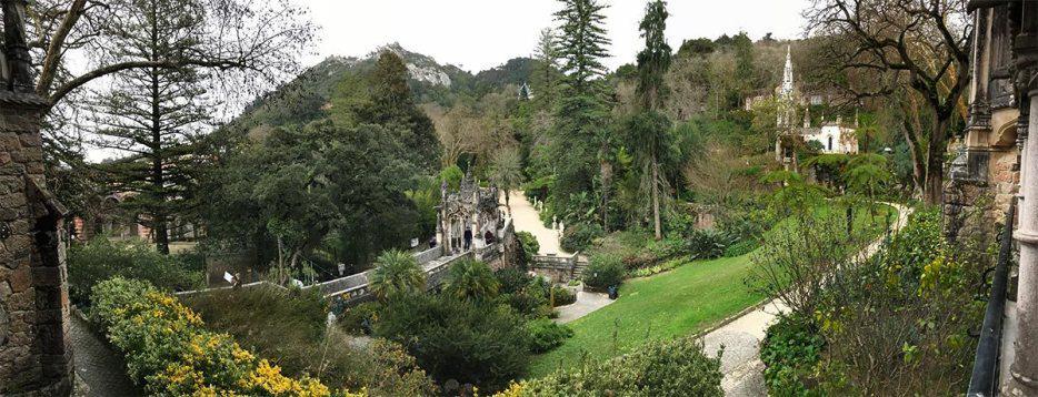 Visite de Quinta da Regaleira Sintra