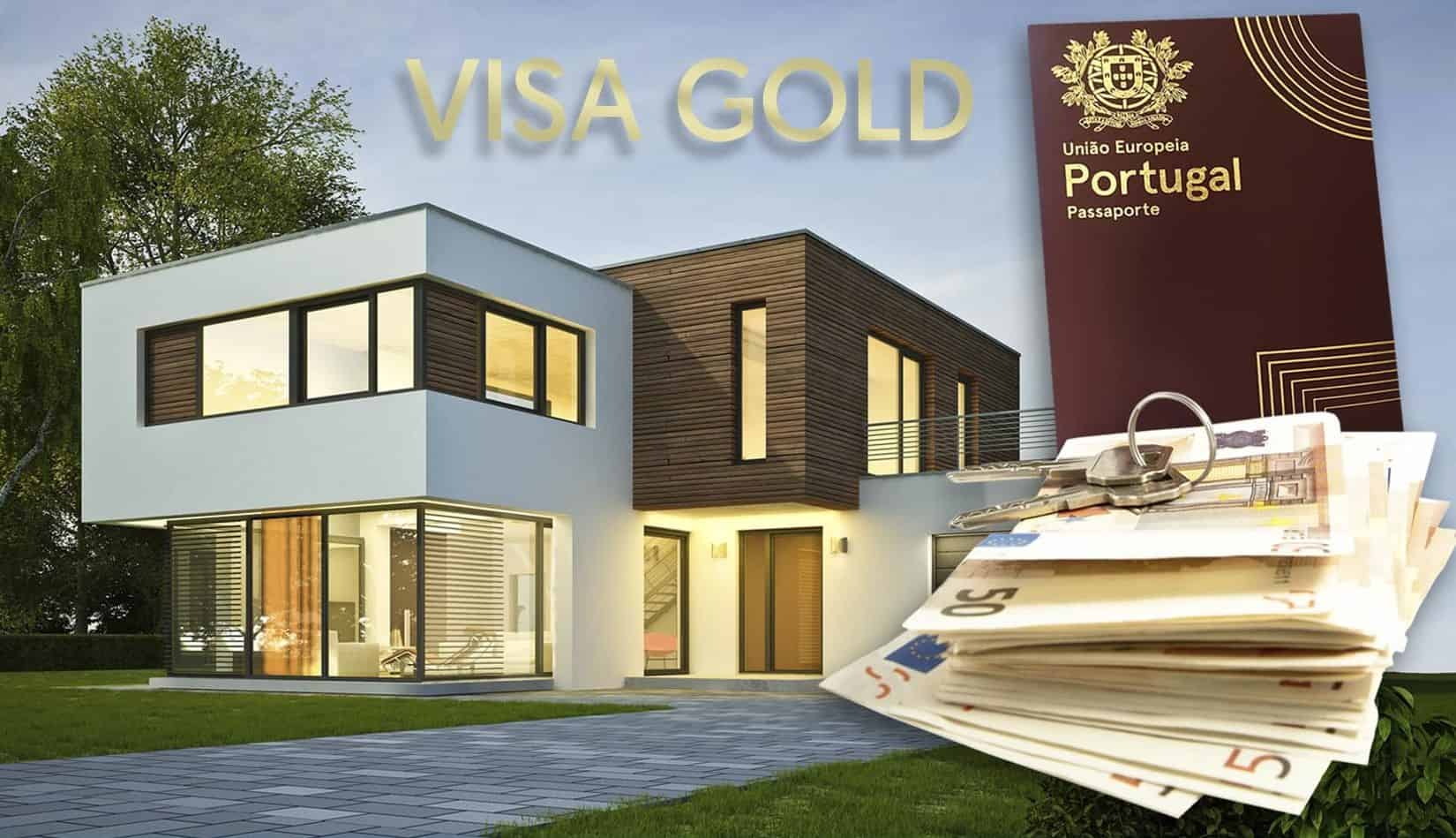 achat immobilier portugal golden visa