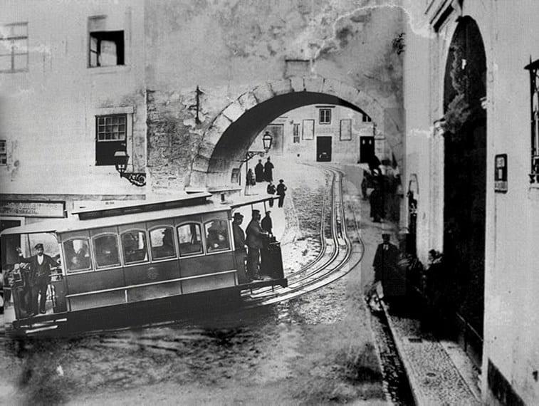 téléphérique de Lisbonne
