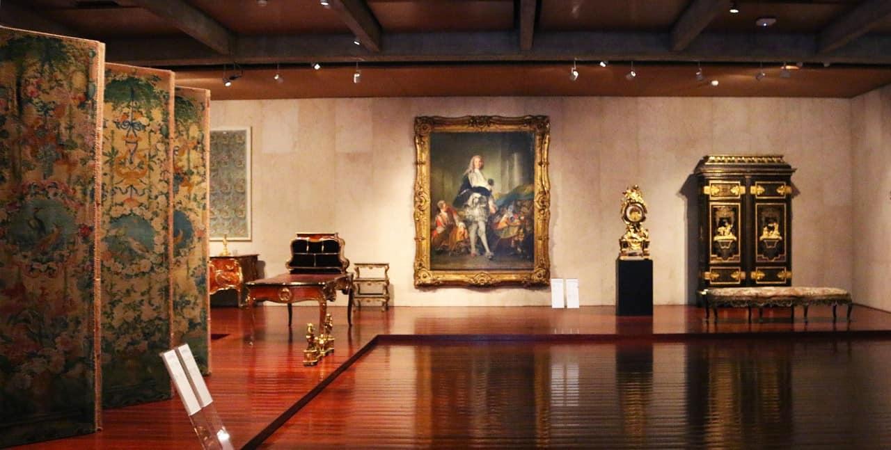 musée Calouste Gulbenkian à Lisbonne