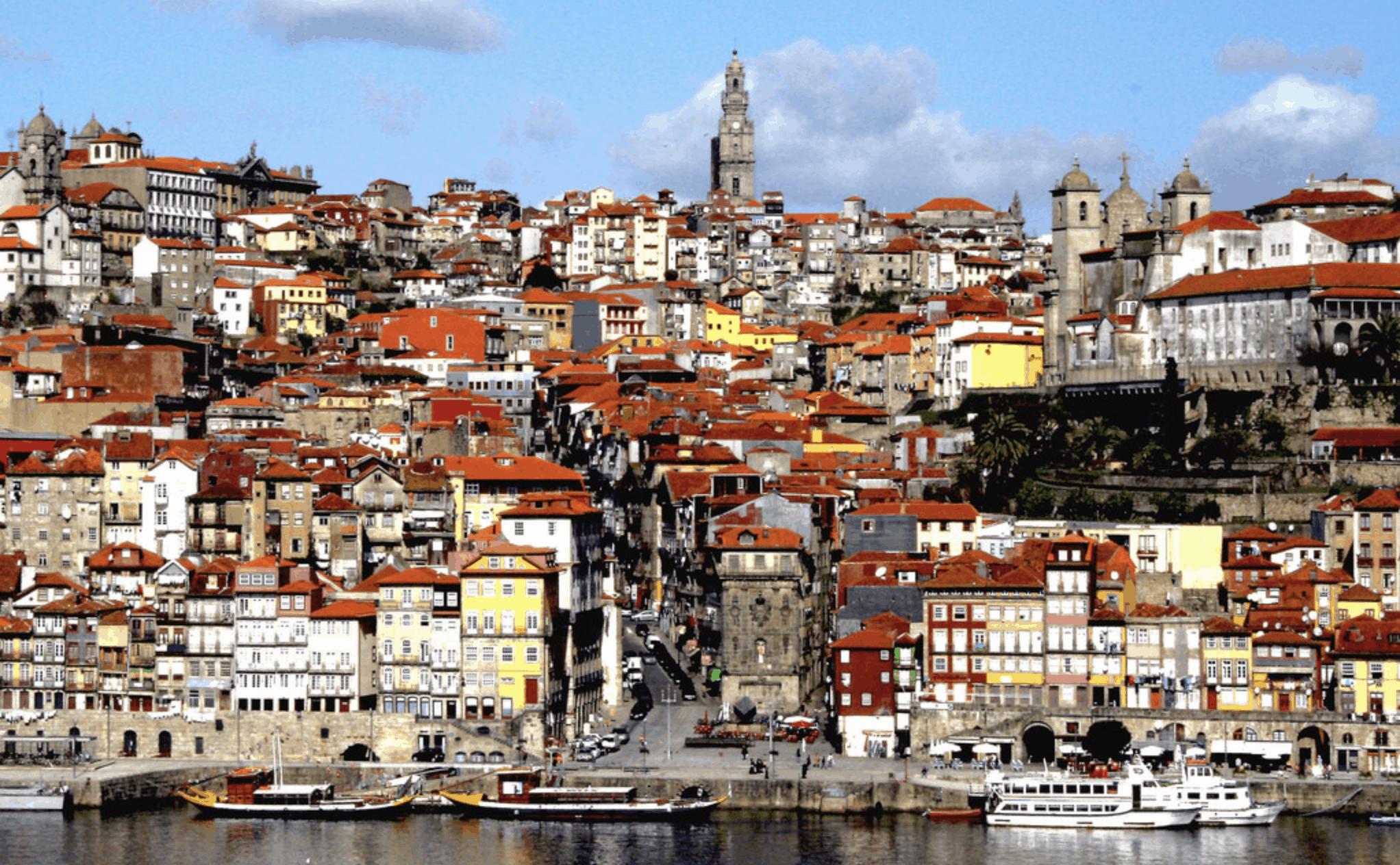 visite Quartier Ribeira Porto
