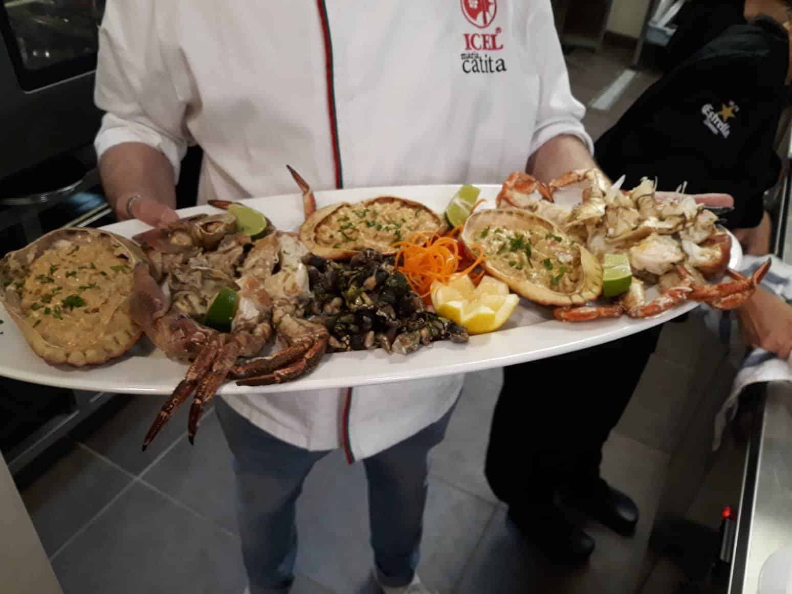 restaurant Lisbonne: Baixamar