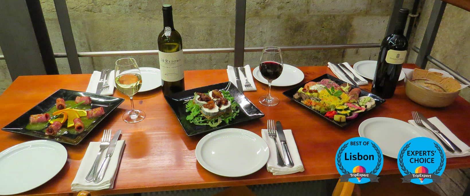 Meilleur restaurant Lisbonne: Chafariz do Vinho