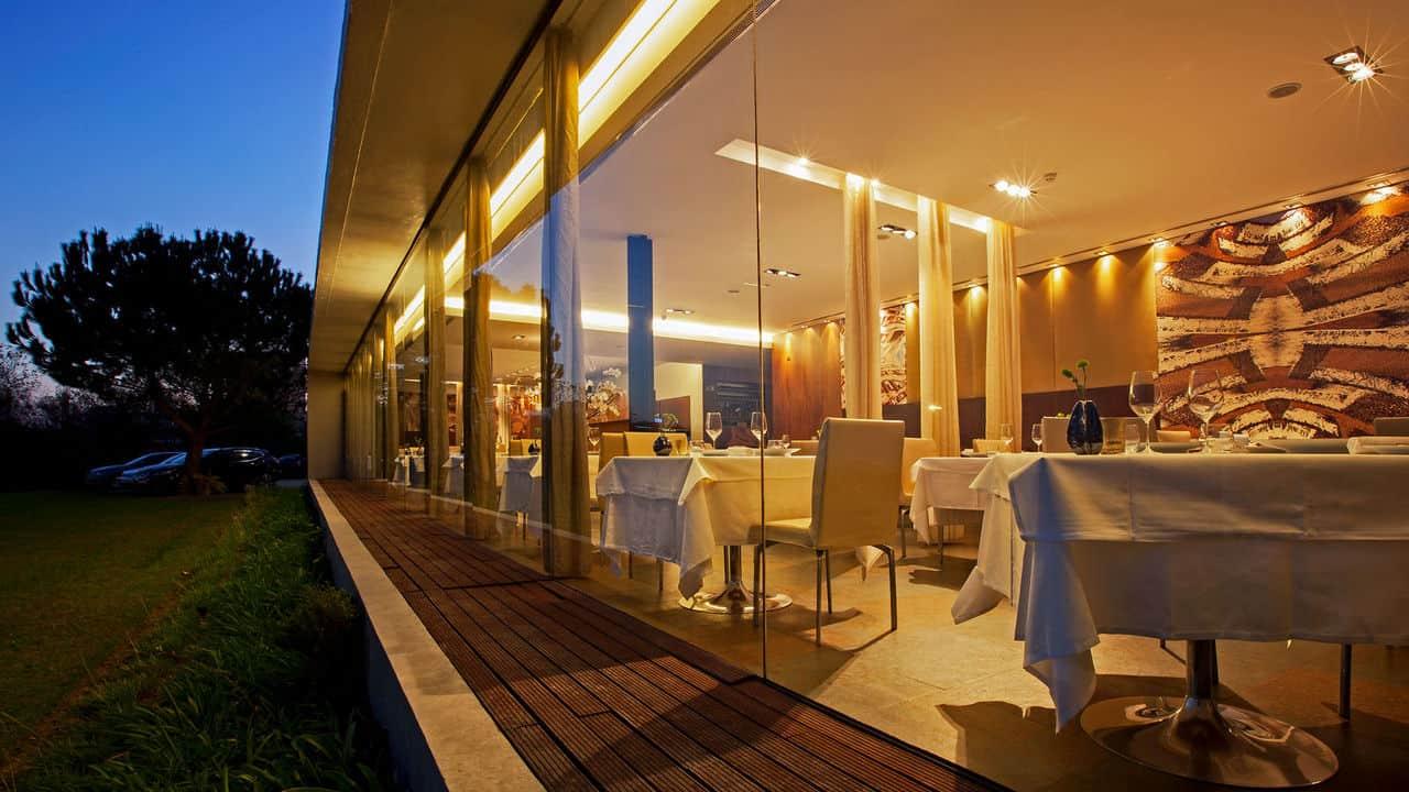 Restaurant Lisbonne: Eleven